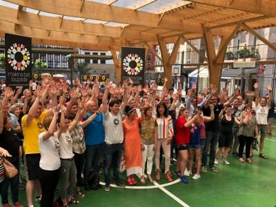 Ekainaren 7an egitekoa zen Euskal Eskola Publikoaren jaia atzeratu egin dute