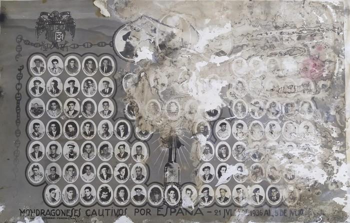 1936an atxilotutako 96 arrasatearren argazkia argitara, 80 urte ostean