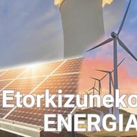 'Etorkizuneko energia' hitzaldia