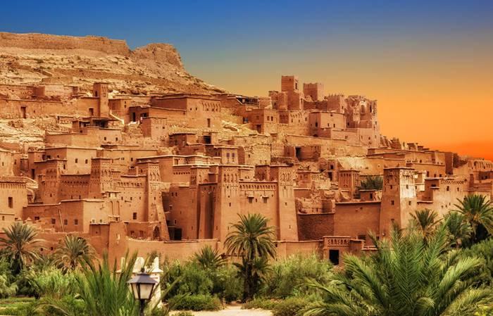 Ostegun Bidaiariak: 'Maroko: Mendiak, hiriak, basamortua'