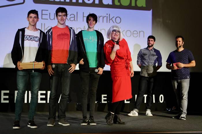 Euskal Herriko I. Rally Topa egingo dute