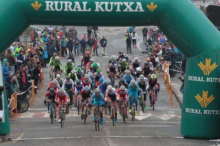 Ruiz de Larrinaga eta Lekuona garaile Arrasateko ziklo-krosean - 25