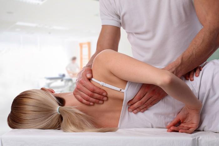 Osteopatia estatikoa