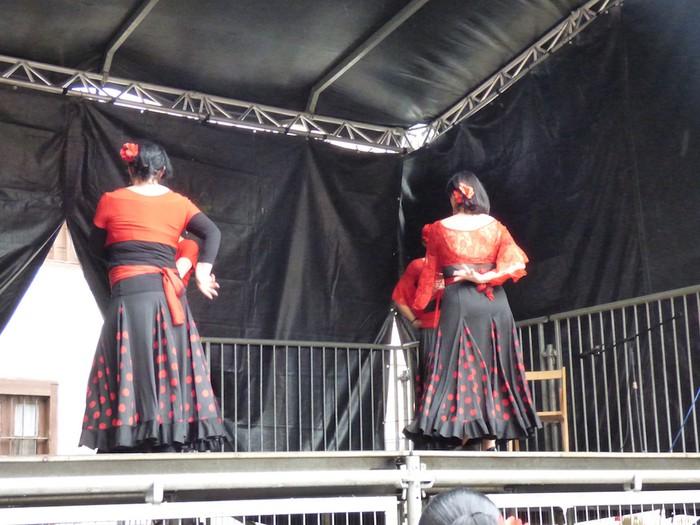 Ikusmina sortu du Maledantza taldeak flamenko erakustaldiarekin - 8