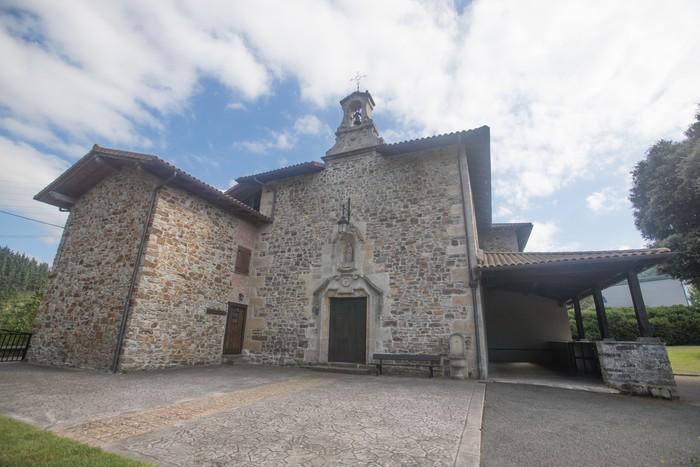 Madalenako ermita, San Frantzisko Borjakoaren testigu