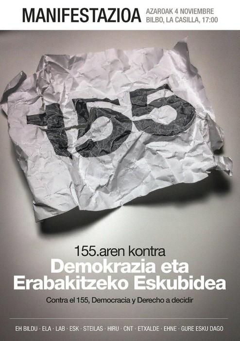 155.aren kontra Demokrazia eta Erabakitzeko Eskubidea
