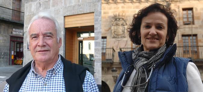 Isabel Saludek eta Victoriano Gallastegik uste dute oraingoan eratuko dela gobernua Espainian