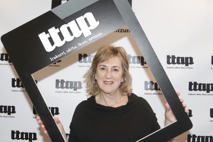 'Ttap' aldizkaria ezagutzeko jende asko elkartu da Donostian - 6
