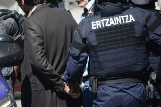 Delinkuentziak %0,78 egin du gora Euskadin 2017an; delitu estrategikoek, aldiz, behera