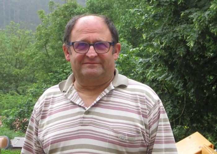 """Iñaki Artola: """"Angiozarko eskolan matrikulak nabarmen egin du gora azken urte hauetan"""""""