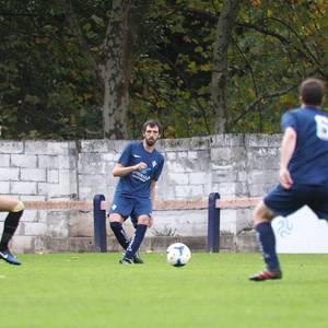 Bergara sailkapeneko lehenengo postuan, Real Unioni 1-0 irabazita