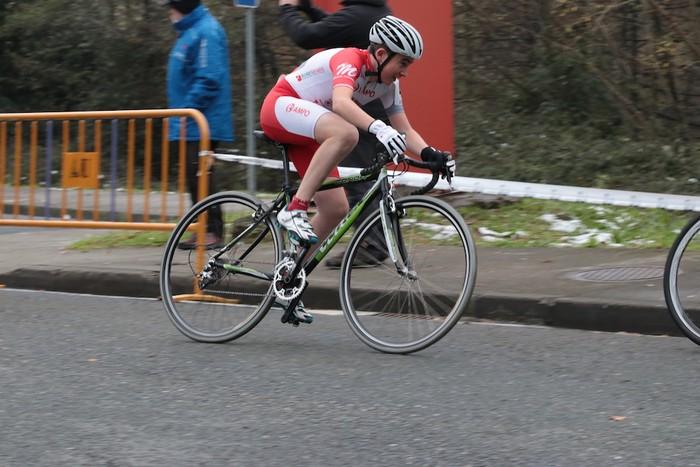 Ruiz de Larrinaga eta Lekuona garaile Arrasateko ziklo-krosean - 27