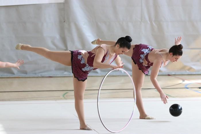 Maila bikaina gimnasia erritmikoko txapelketan - 68