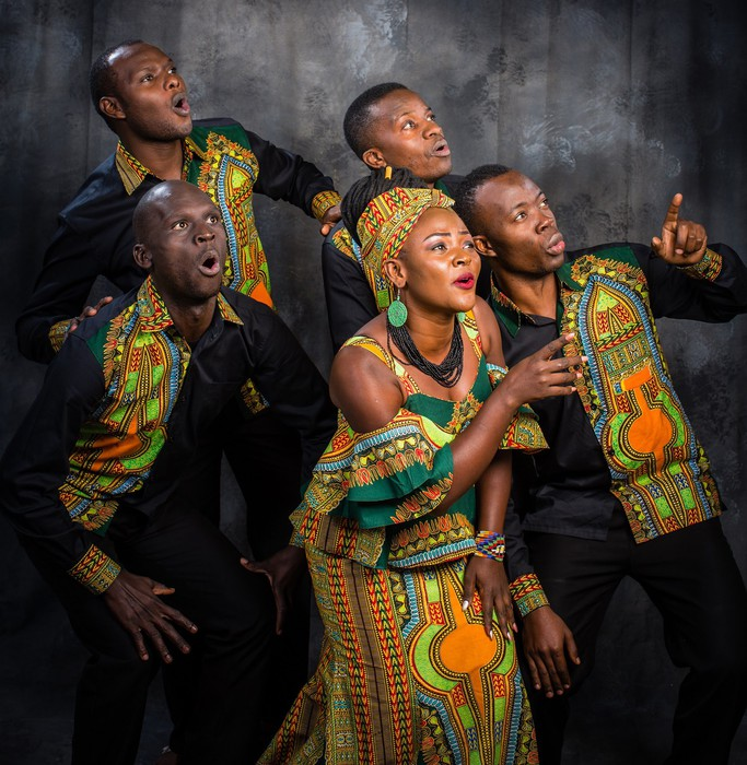 Aba Taano gospel taldea Amaia antzokian arituko da bihar