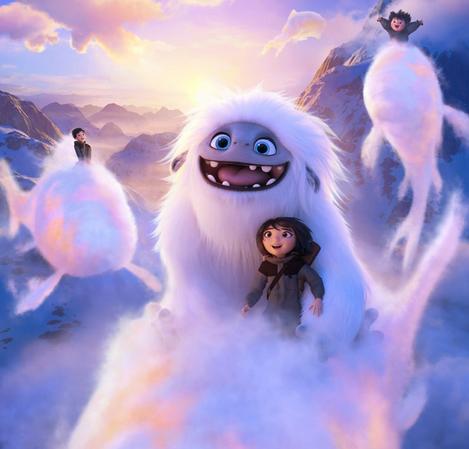 'Abominable' filma, gaztetxoendako