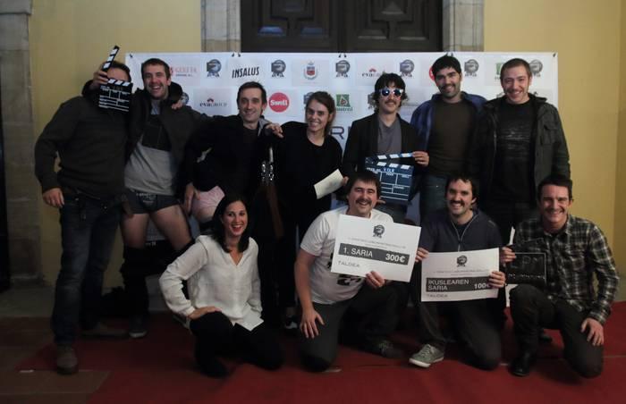 Urriaren 31n ospatuko dute VI. Oñatiko Laburmetrai Rallya