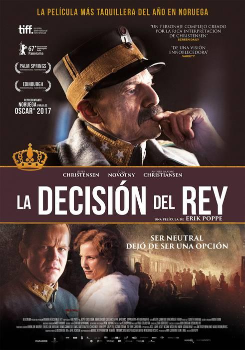 Astearteko zinea: La Decision del Rey
