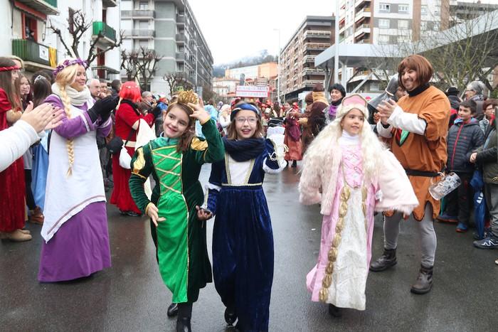 Aratusteetako desfilea Arrasaten - 46