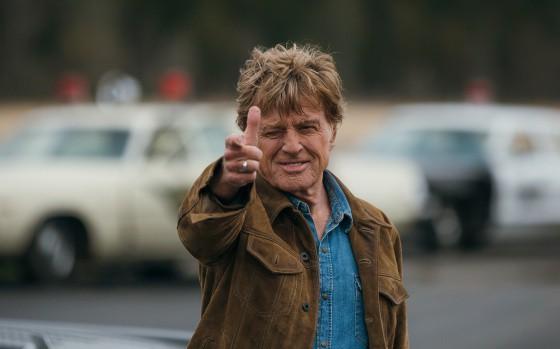 'The old man & the gun' filma