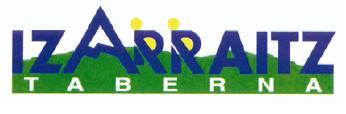 Izarraitz taberna logotipoa