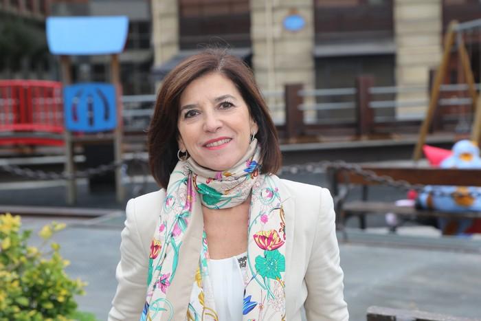 Izaskun Bilbaok Europa animatu du desgaitasuna arintzen laguntzen duen teknologia lideratzera