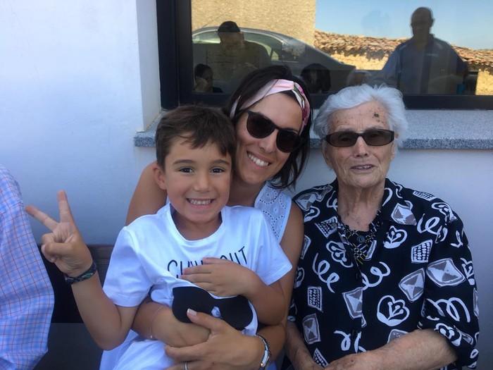 103 urte bete ditu gaur Maria Garciak