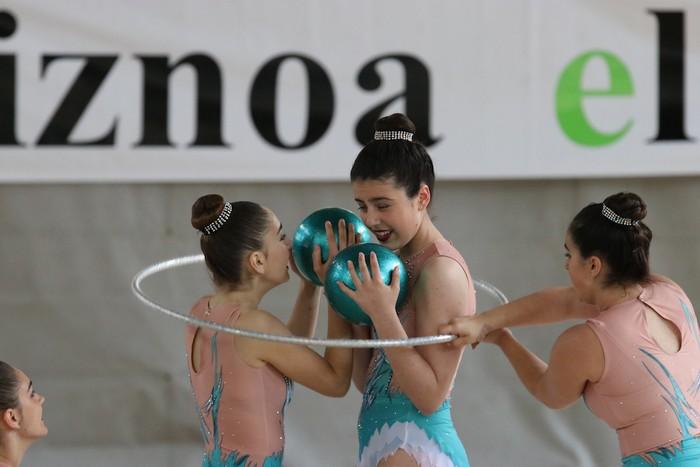 Maila bikaina gimnasia erritmikoko txapelketan - 34