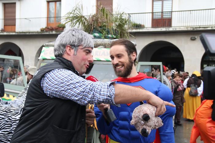Inauterietako desfilea Aretxabaletan - 106
