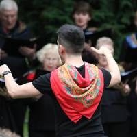 'Sing to the spirit' kontzertua eskainiko du Bergarako Orfeoiak