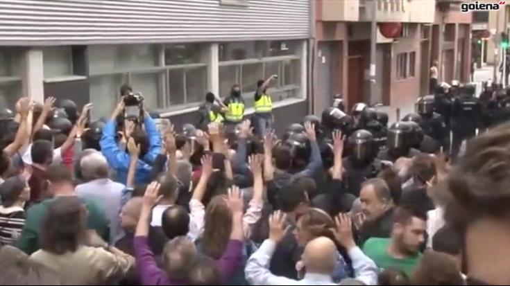 Kataluniako erreferenduma 'Hemen Debagoiena' saioan