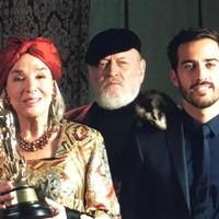 'El cuento de las comadrejas' filma