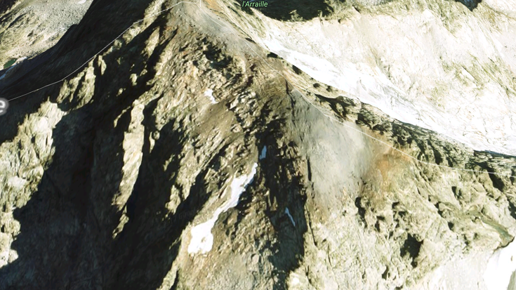 Hilik aurkitu dute Piriniotan desagertuta zegoen aretxabaletarra