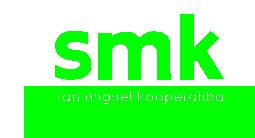 San Miguel Kooperatiba supermerkatua logotipoa
