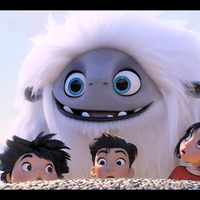 'Abominable' filma