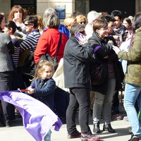 Martxanterek deitutako bilera irekia urtarrilaren 28an, greba feminista prestatzeko