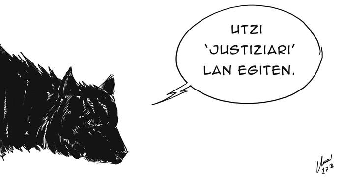 Otsoen justizia
