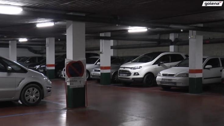 Ibargaraiko lur azpiko parking publikoa itxita egongo da abuztuaren 19tik 21era, garbiketa lanak egiteko