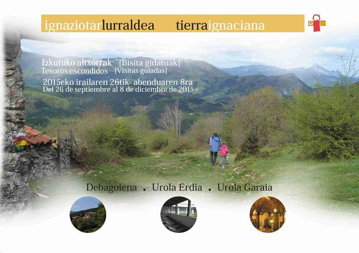Ezkutuko altxorrak: Antiguako ermita eta Antzuolako erdigunea