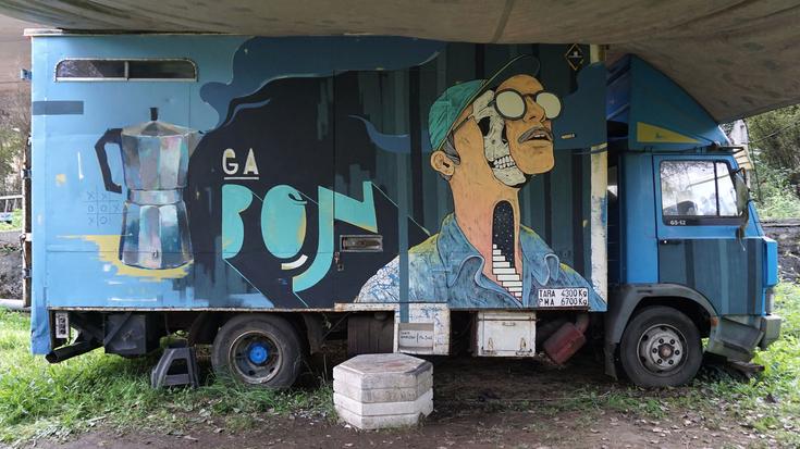 Mural ikastaroa eskainiko du 'Sortwo'-k Bearteko lokalean
