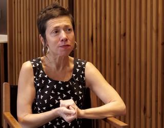 """Ana Galarraga: """"Beste sistemak bezain arrazista eta matxista da zientzia"""""""