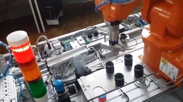 Automatizazio eta sistema industrialen muntaketa eta zainketa