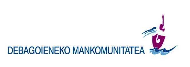 Debagoieneko Mankomunitatea logotipoa