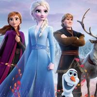 'Frozen II' pelikula