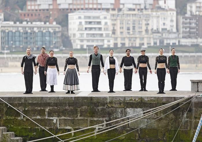 'Maurizia' pandero jole handiaren historia dantzaren bitartez kontatuta