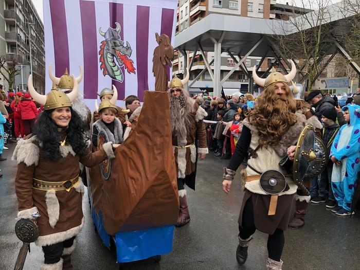 Aratusteetako desfilea Arrasaten - 93
