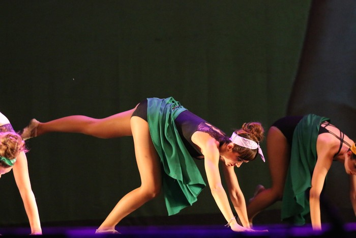 Arrasate Musikalek eta Arrasateko Ballet taldeak ikasturteko ikuskizuna eman zuten atzo - 18