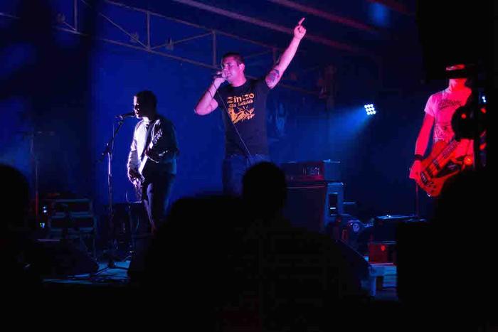 Punk-Oi! estiloko musika nagusi Gatzagan - 15
