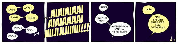 Abenduak 4: 'Euskara bizi eta bizi euskaraz'