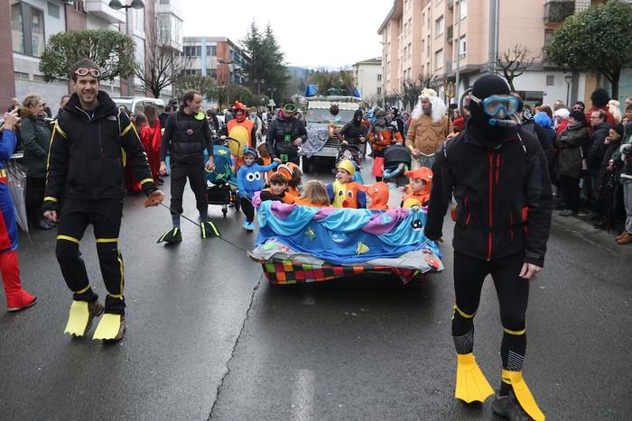 Inauterietako desfilea Aretxabaletan - 66