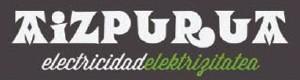 AIZPURUA ELEKTRIZITATEA logotipoa